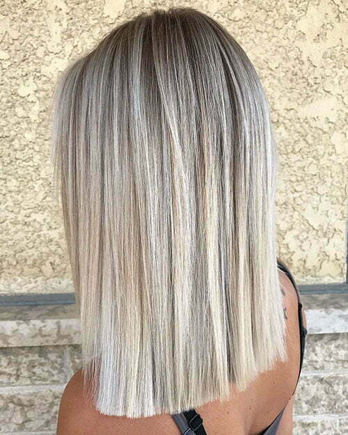 Popular Short Blonde Hair