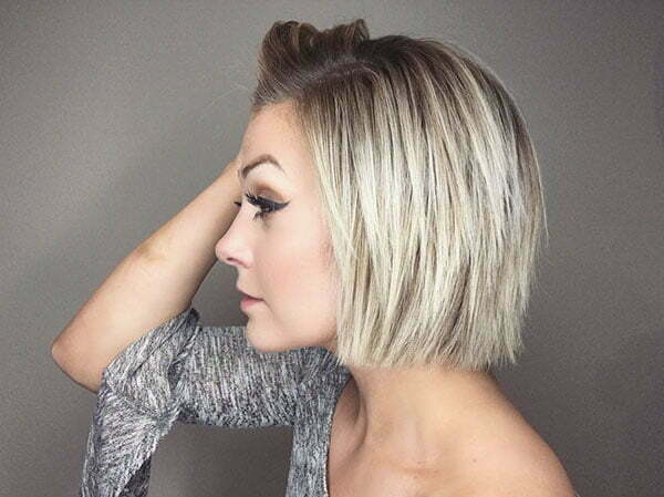 Cropped Bob Haircut