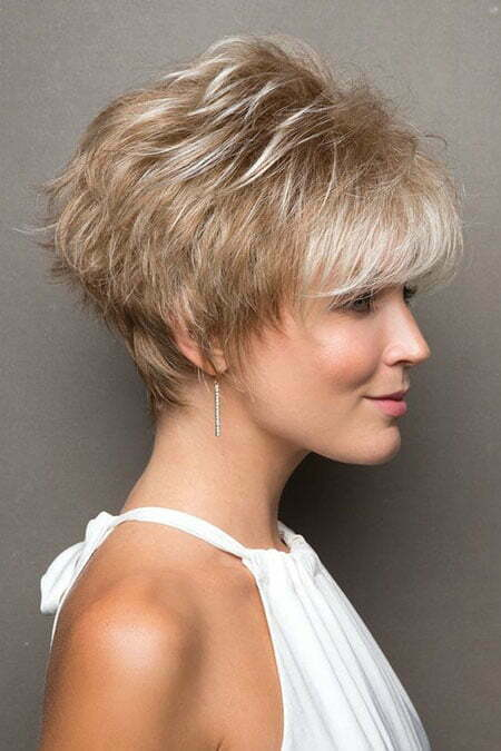 Summer Pixie Hair