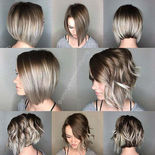 Short Wavu Hairstyle 2018