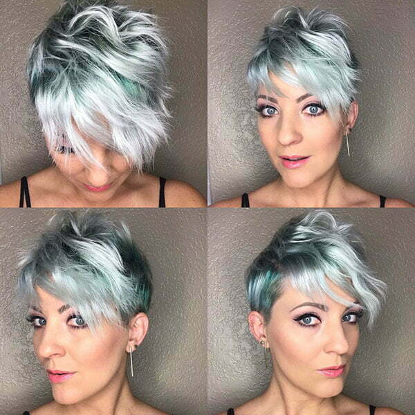Pixie Hair Color Ideas 2019
