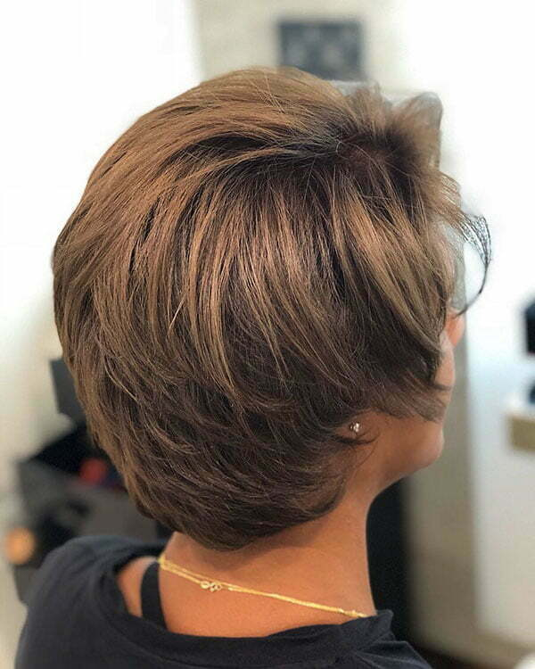 Classy Pixie Cuts For Women