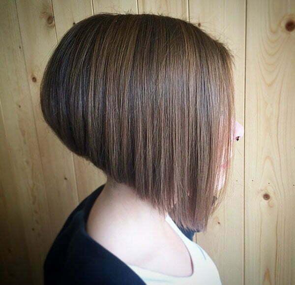 Angled Bob Haircuts For Fine Hair