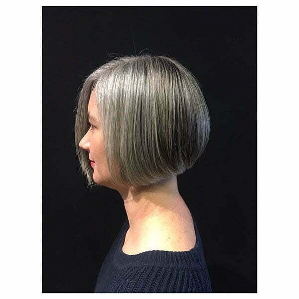 Fine Short Haircuts For Women