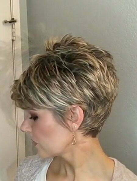 Pixie Haircuts for Over 50