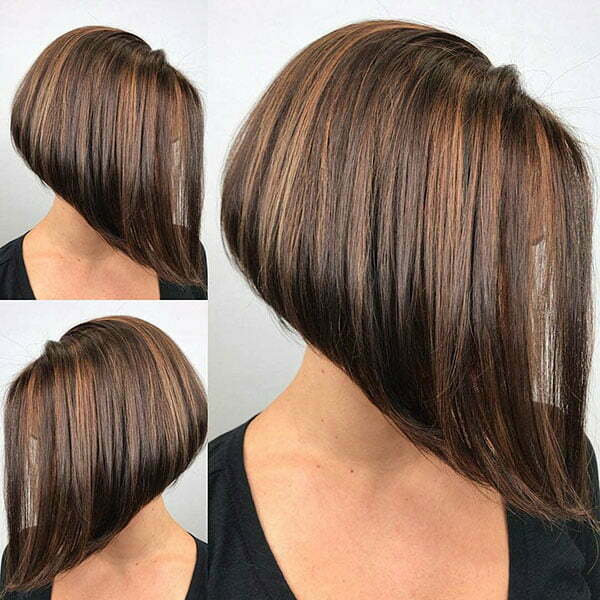 Light Brown Short Hairstyles