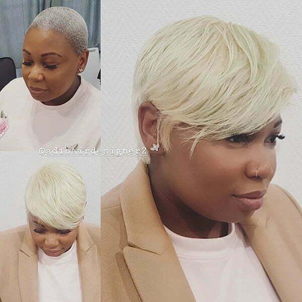 50 Best Short Haircuts For Black Women 2019