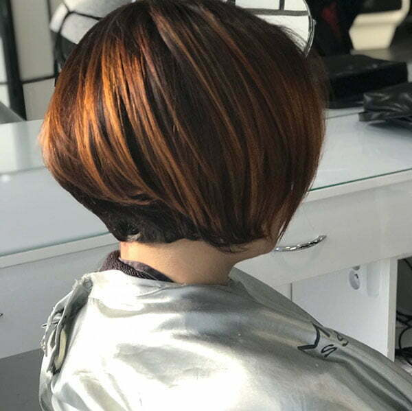 Straight Bob Hair For Women