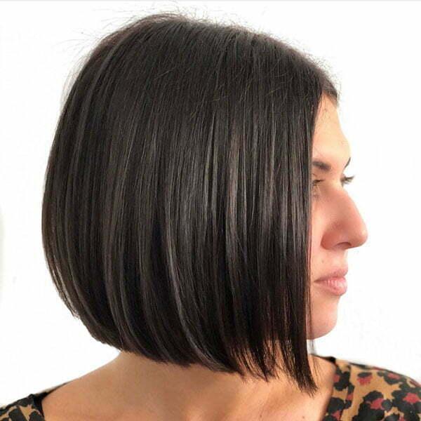 Fine Short Bob Haircuts