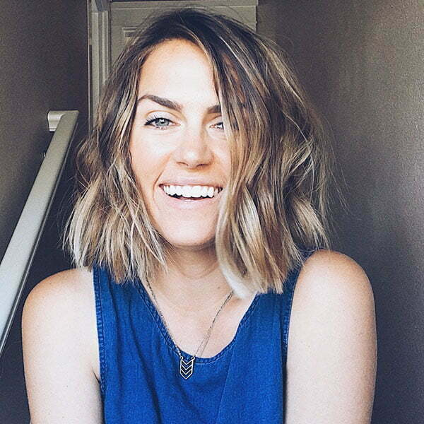 Cute Ombre Short Hairstyles