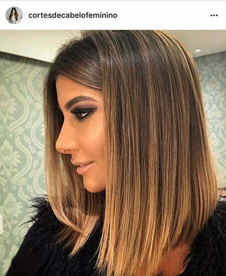 Short Brown Hairstyle 2019