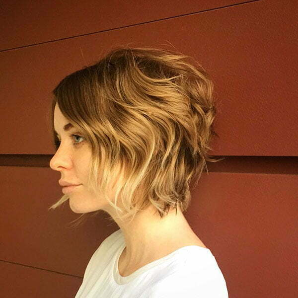 Cute Graduated Short Hair 2019