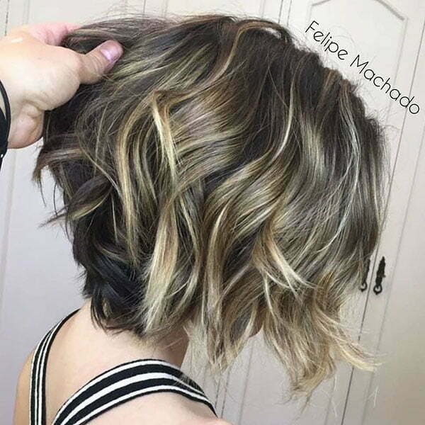Bob Hair Color 2019