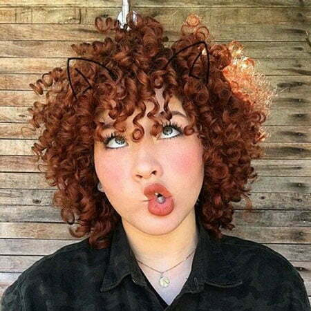 Superb 85 Popular Short Curly Hairstyles 2018 2019 Short Haircut Com Schematic Wiring Diagrams Amerangerunnerswayorg