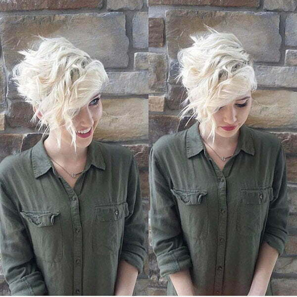 Short Cute Hairstyles 2019