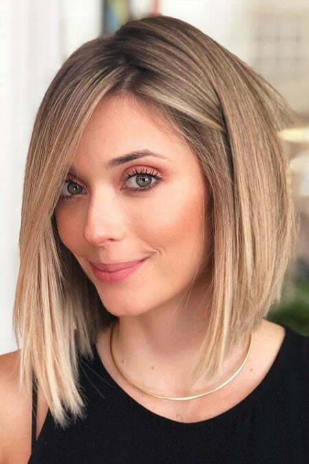 Short Thin Hairstyle 2019
