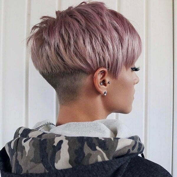 Pixie Hair Color Ideas 2019