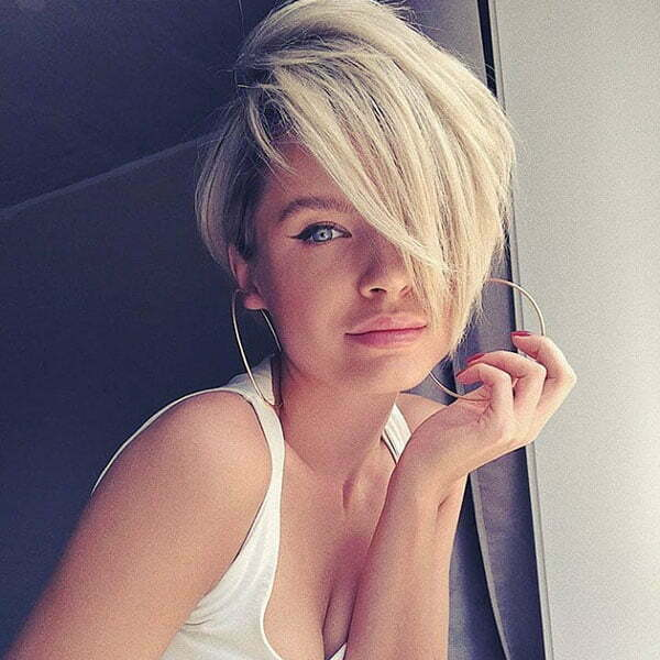 60 New Short Blonde Hairstyles 2019