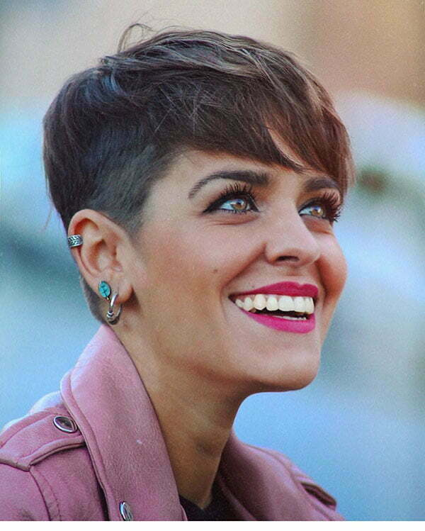 Trendy Pixie Cuts 2019