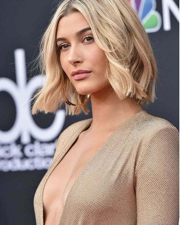 Trendy Short Blonde Hairstyles 2019