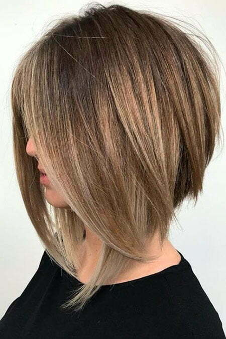 Layered Hairstyle 2019