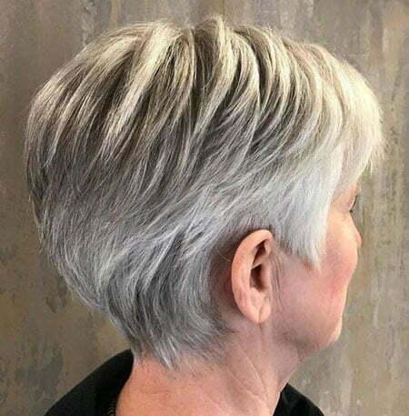 Modern Pixie Hairstyles 2018