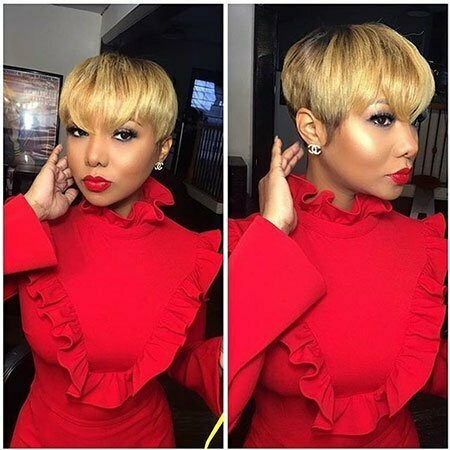 Short Hairstyles 2018 Black Women