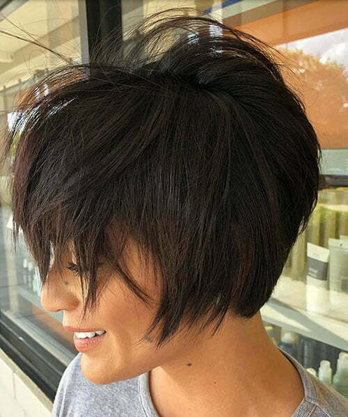 Shave And Haircut: 40 Best Messy Short Hairstyles Ideas For 2019