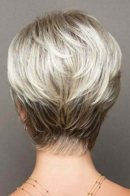Short Layered Hair-10