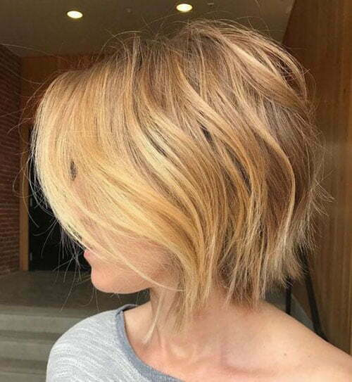Short Layered Hair-11