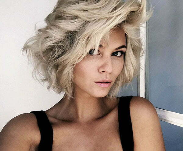 Hairstyles For Thick Hair: 45+ Best Short Hairstyles For Thick Hair 2019
