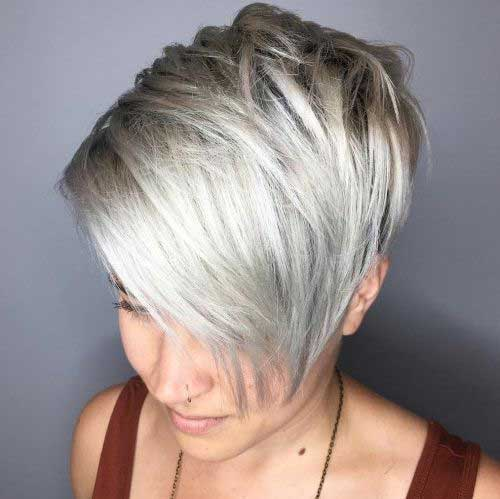 Fine Short Haircuts-13