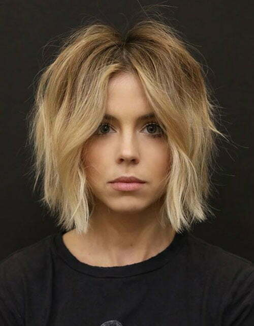 Short Layered Hair-14