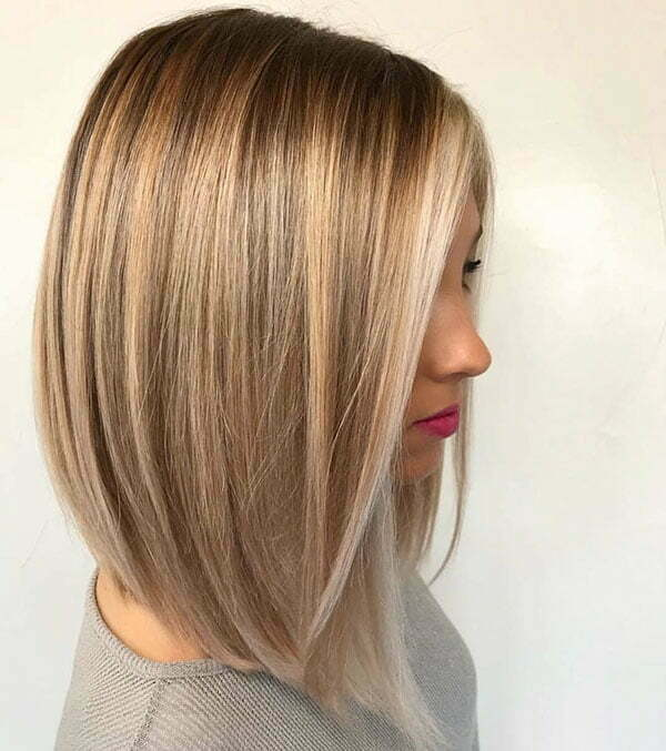 Short Bobs For Fine Hair