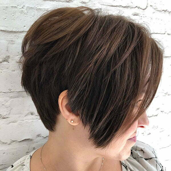 Trendy Short Haircuts For Women