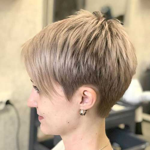 Fine Short Haircuts-16
