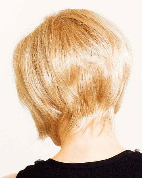 Short Layered Hair-17