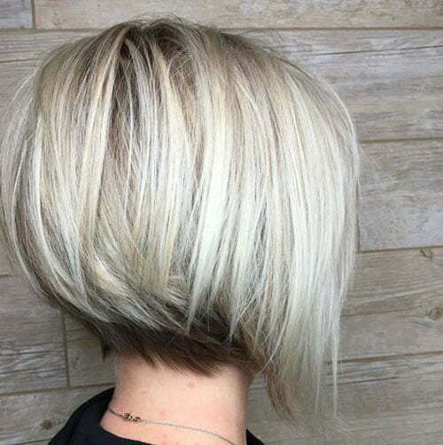 Short Hairstyles for Thick Hair-18