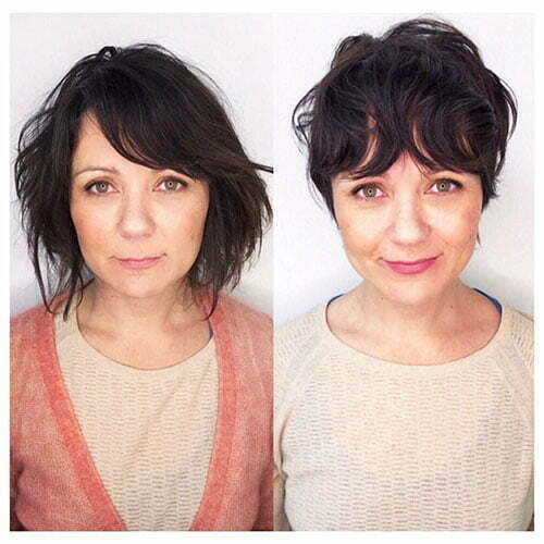 Super Short Hairstyles