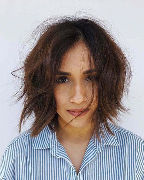 Cute Messy Hairstyles For Short Hair