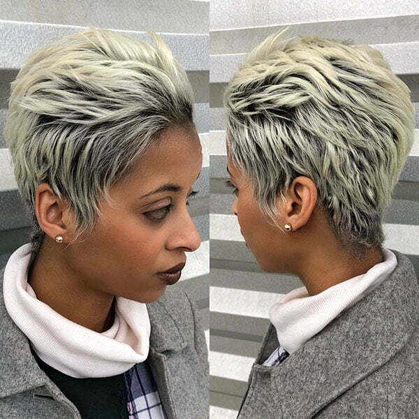 55+ New Best Short Haircuts for Black Women in 2019