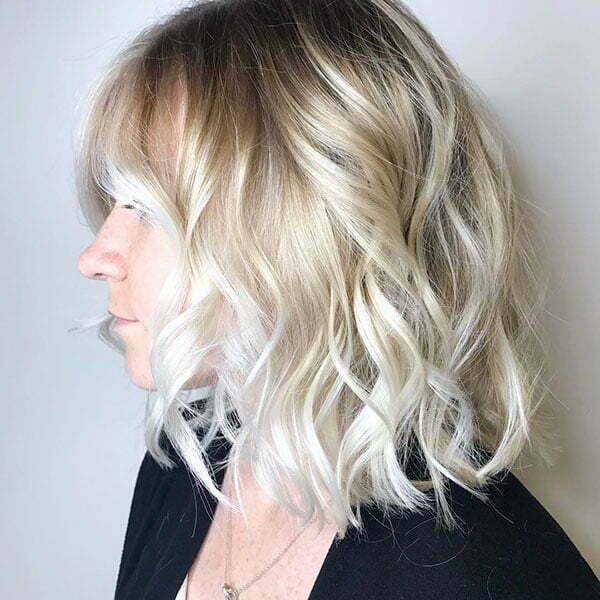 Short Wavy Curly Hair