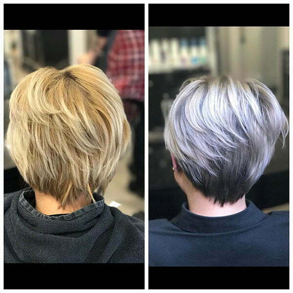 28 Best Short Hairstyles For Older Women In 2019 Short Haircut Com