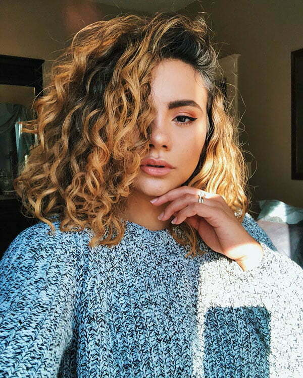 Short Curly Styles For Natural Hair