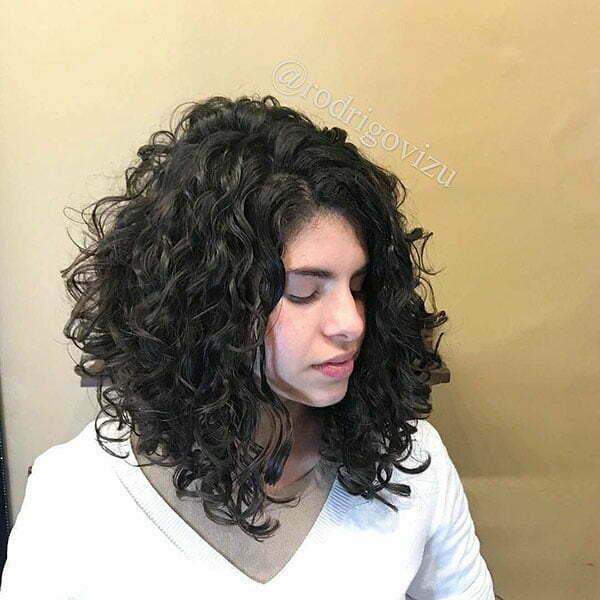 Hair Cut For Short Curly Hair