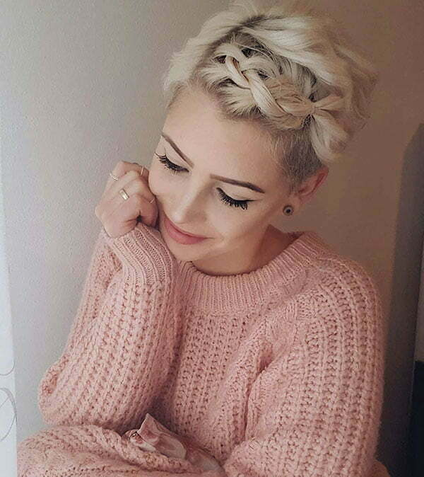 Cute Braids For Short Hair