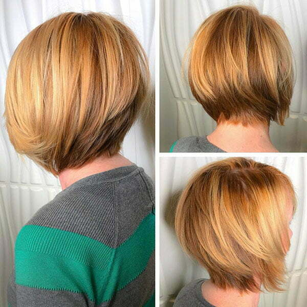 Short Hair Styles Older Women
