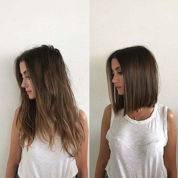 Fine Bob Haircuts
