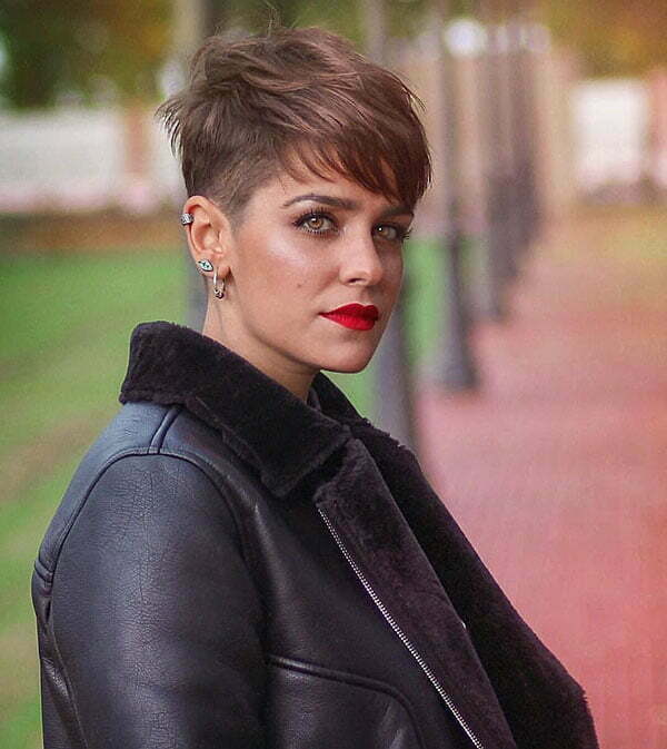 Trendy Pixie Cuts