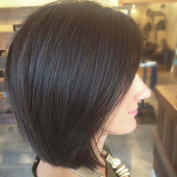 Shoulder Length Thick Hair Short Layered Haircuts 85
